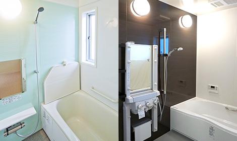 浴室/浴槽リフォーム画像
