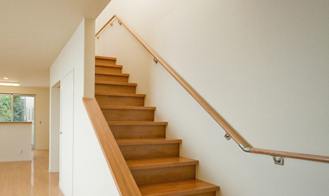 階段リフォーム画像
